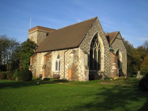 Abbots Langley: Death Church